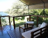 Naara Eco Lodge & Spa - Comfortable balconies for outside living