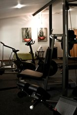 Tzaneen Country Lodge - Gym