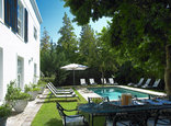 Maison Chablis Guest House - Pool Area