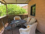 Keisie Cottages - Lavender verandah