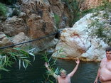 Bushman Valley - Rock pool
