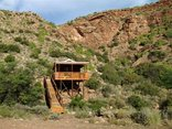 Bushman Valley - Log cabin - safe and secluded