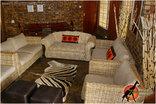 a Zaganaga Kruger Lodge - Living room