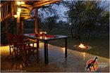 a Zaganaga Kruger Lodge - view from the veranda