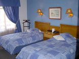 Lamberts Bay Hotel - Twin Bedroom