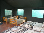 Kudu Ridge Game Ranch - House tent