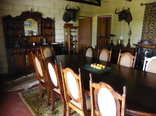 Kudu Ridge Game Ranch - Dining room