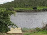 The Breede River Getaway Home - Private jetty