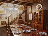 Birdsong Cottages - Flycatcher Dining room