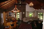 Blackwaters River Lodge - The ladies bar