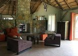 Ama Amanzi Bush Lodge - Main Lodge- lounge