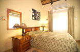 Accommodation Types - Kruger Park - Guest Cottage Bedroom