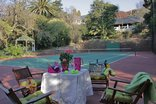 Northcliff Manor Guest House - Tennis court