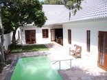 Hermanus Dorpshuys Guesthouse - Swimming pool area