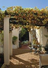 La Fontaine Guest House Franschhoek - Courtyard