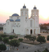 Travel Guide to Mozambique - Cathedral in Nampula