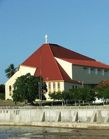 Provinces of Mozambique - Church