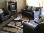 Tshimologo Farm Guest House - KGABONYANA SITTING ROOM