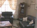 Tshimologo Farm Guest House - LETSATSI SITTING ROOM