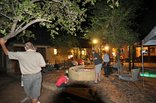 GeM Bateleur Private Lodge - Braai at GeM Bateleur
