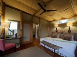 Botswana Adventure Safari Camps - Kalahari Plains Tent