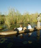 Botswana Safaris - Mokoro Trip