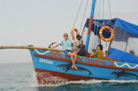 Dolphin Dhow Accommodation - Dhow