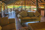 Bonamanzi Game Park - Viewing Lounge