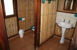 Mantuma Camp - Mkuze Game Reserve - Safari Tent Bathroom