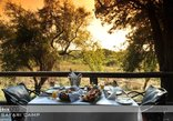 Chisomo Safari Camp - camp breakfast