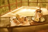 Trogon House and Forest Spa - Jacuzzi with Spa Platter & Bubbly