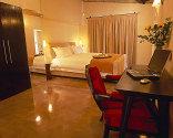 Villa Honeywood Guest House - African Suite Sleeping room