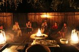 Tsakane Walking Safaris - Dinner in the Boma
