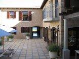 Auberge Provence - Courtyard