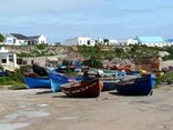 Paternoster Manor Guest House - Working Fishing boats