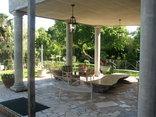 Barbarosa Country Villa - Entertainment patio