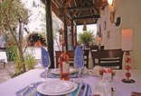 Athenian Villa - Outdoor dining area