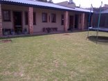 Aroma Africa Guesthouse - Court yard