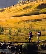 Hiking the Drakensberg