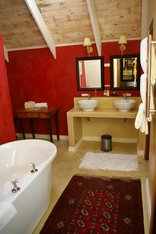 Paternoster Dunes Boutique Guest House - Red suite bathroom