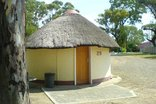 Maselspoort Resort - SRS2 - Thatched Roof Standard Rondavel (max 2 persons)