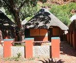 Mashovhela Bush Lodge - Chalets outside view