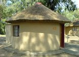 Maselspoort Resort - RRS - Thatched roof Rondavel (max 2 persons)