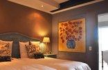 Dieu Donne Stellenbosch - Sauvignon Unit 2nd Bedroom