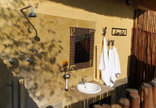 GeM Bateleur Private Lodge - Outdoors shower