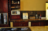 GeM Bateleur Private Lodge - Kitchen