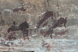 Giants Castle - Drakensberg - Bushman paintings