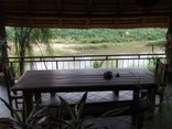 Lukafrica Riverside Chalets - Viewing deck