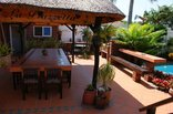 Africa Regent Guest House - Entertainment/Meeting Patio