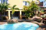 Africa Regent Guest House - Pool to Bar